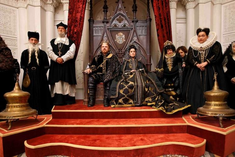 「五日物語-3つの王国と3人の女」