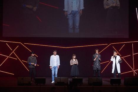 「亜人 -衝戟-」スペシャルイベントの様子。