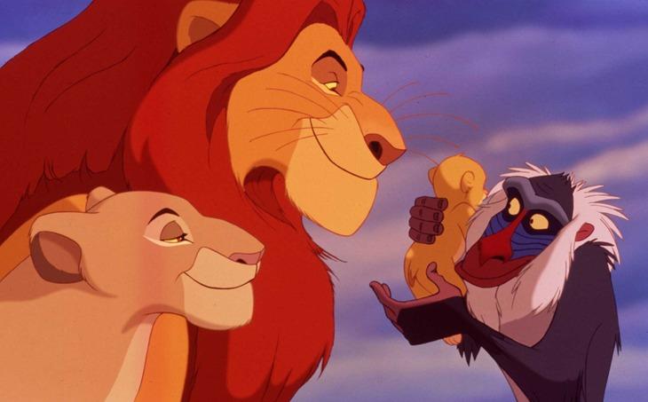 「ライオン・キング」(写真提供:Walt Disney Pictures / Photofest / ゼータ イメージ)