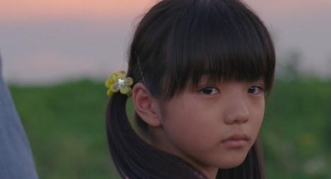 「種をまく人」より、第57回テッサロニキ国際映画祭の主演女優賞を受賞した知恵役の竹中涼乃。