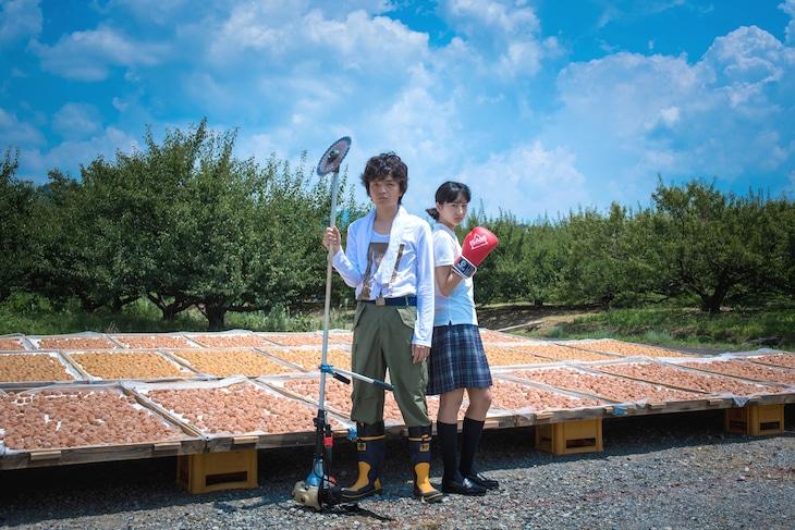 「ポエトリーエンジェル」ビジュアル (c)田辺・弁慶映画祭 第10回記念映画プロジェクト