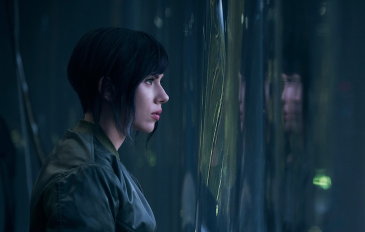 「GHOST IN THE SHELL ゴースト・イン・ザ・シェル」