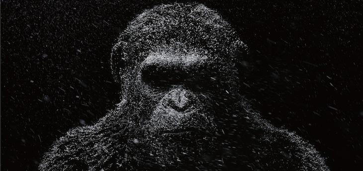 「猿の惑星:聖戦記(グレート・ウォー)」ビジュアル