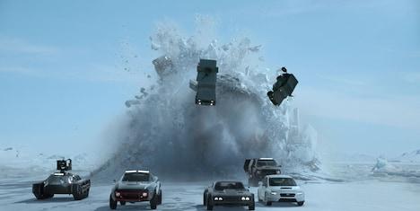 「ワイルド・スピード ICE BREAK」