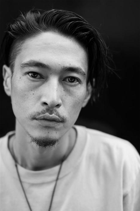 卍LINEこと窪塚洋介。