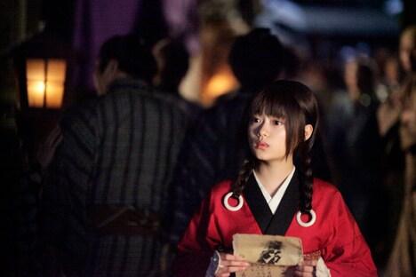 「無限の住人」より、浅野凜役の杉咲花。