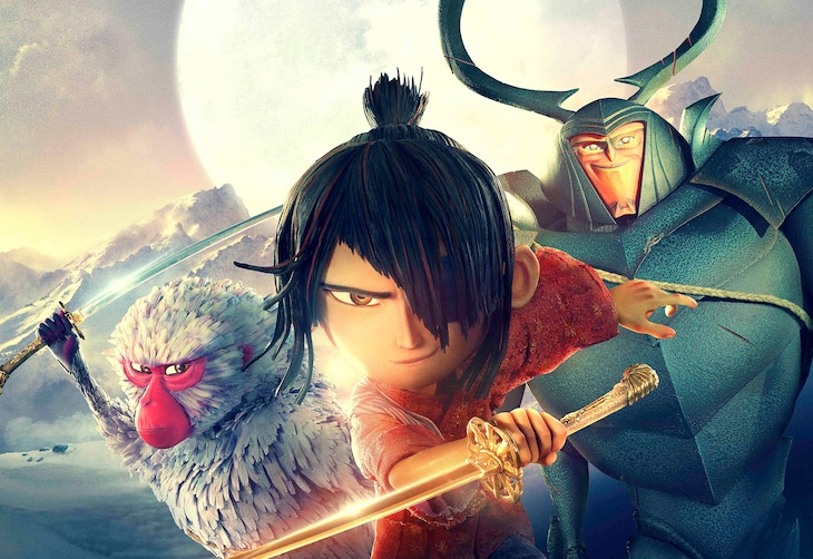 「Kubo and the Two Strings(原題)」 (c)2016 Two Strings, LLC.