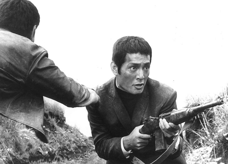 「殺人狂時代」 (c)1967 東宝