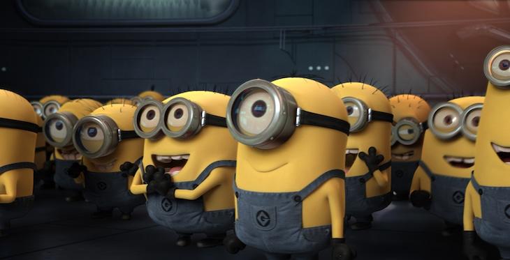 「怪盗グルーの月泥棒 3D」 (c)2009 Universal Studios. All Rights Reserved.