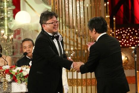 樋口真嗣(左)