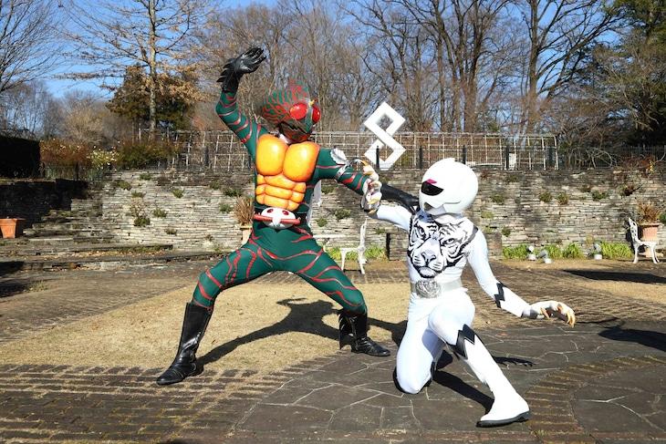 「仮面ライダー×スーパー戦隊 超スーパーヒーロー大戦」