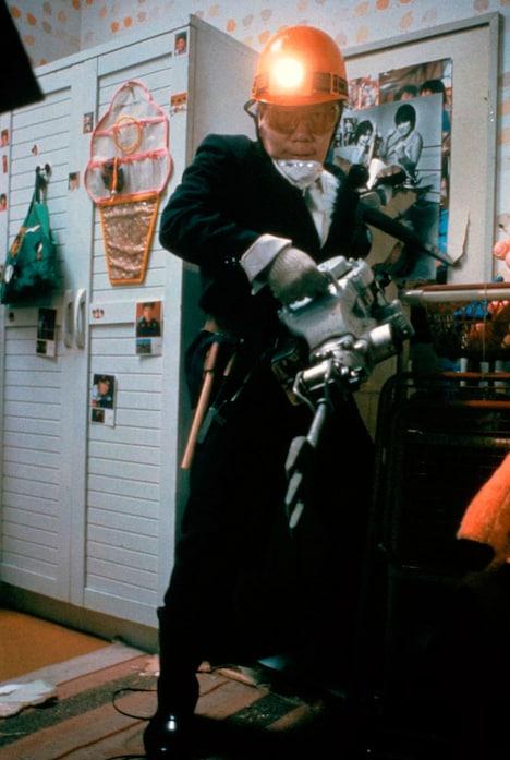 「逆噴射家族」 (c)1984 ディレクターズカンパニー/国際放映/ATG