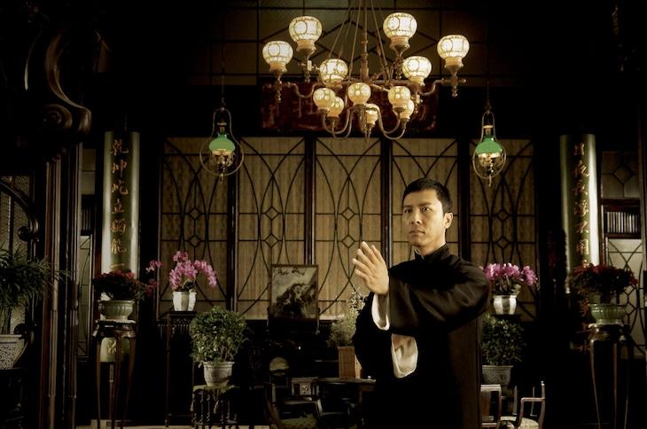 「イップ・マン 序章」 (c)2008 Mandarin Films Distribution Co. Ltd. All Rights Reserved.