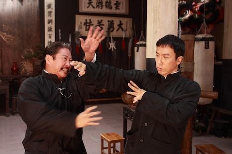 「イップ・マン 葉問」 (c)2010 Mandarin Films Limited. All Rights Reserved.
