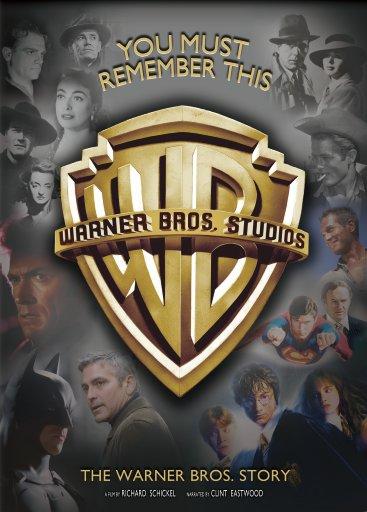 「クリント・イーストウッドが語る ワーナー映画の歴史」ビジュアル