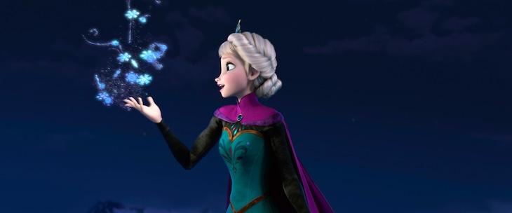 「アナと雪の女王」(写真提供:T.C.D / VISUAL Press Agency / ゼータ イメージ)