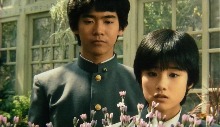 「時をかける少女(1983年)(再タイミング版)」 (c)KADOKAWA1983