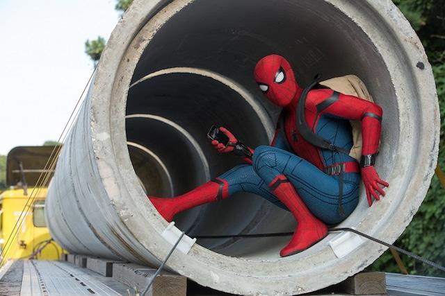 「スパイダーマン:ホームカミング」