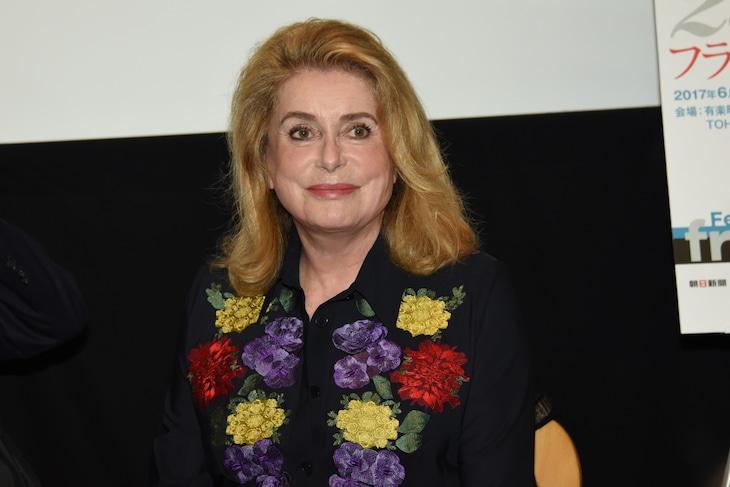 カトリーヌ・ドヌーヴ