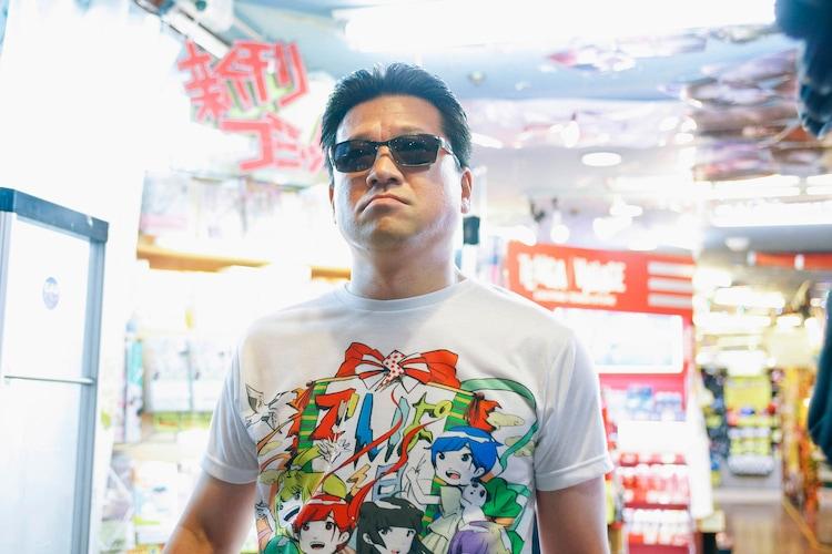 柴幸男脚本、山岸聖太監督「未来から来た男」より。佐藤二朗。