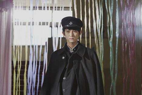 「氷菓」より、本郷奏多演じる関谷純。