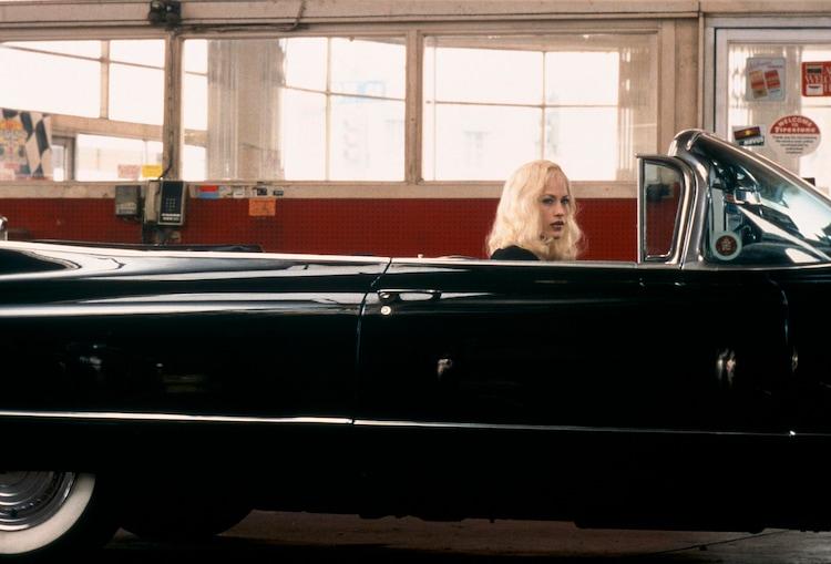 「ロスト・ハイウェイ」 (c)1997 Lost highway Productions