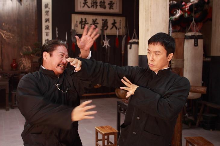 「イップ・マン 葉問」 (c)2010 Mandarin Films Limited All Rights Reserved.