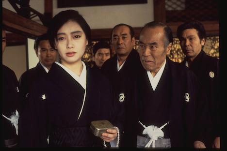 「鬼龍院花子の生涯」 (c)東映