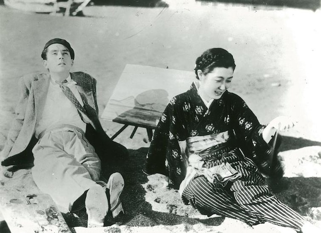 「花咲く港」 (c)1943松竹株式会社