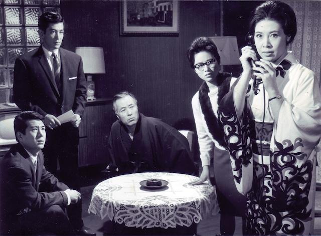 「誘拐」 (c)KADOKAWA1962