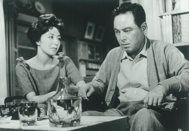「悪魔の接吻」 (c)1959東宝