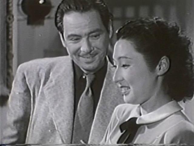 「女の鬪ひ」 (c)国際放映