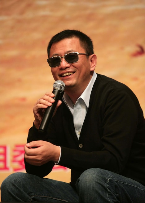 ウォン・カーウァイ(写真提供:Yan Sheng - CNImaging / Newscom / ゼータ イメージ)