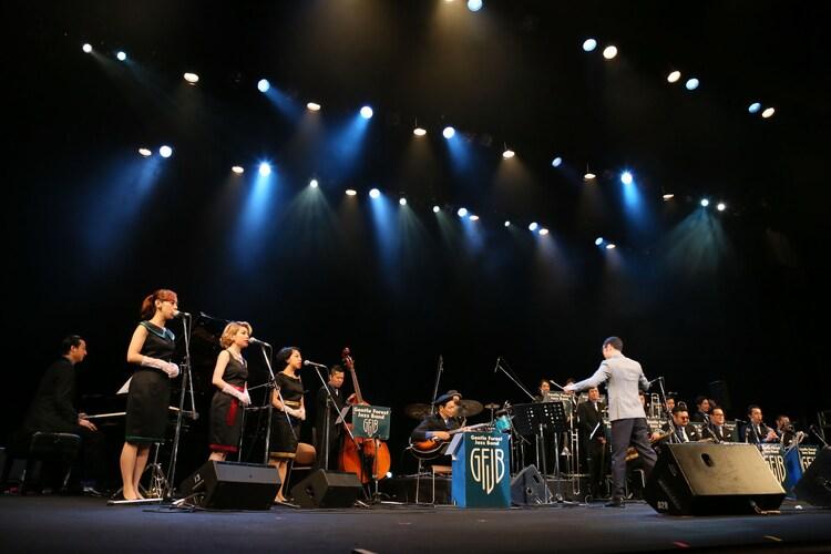 「小松政夫リスペクトライブ」より、Gentle Forest Jazz Band。