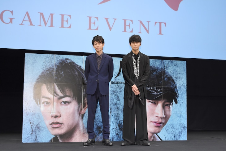 「亜人」公開直前イベントの様子。