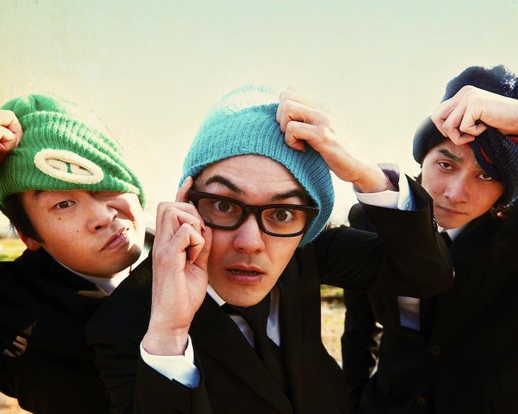 「チェリーボーイズ」より左から高杉誠役の前野朋哉、国森信一役の林遣都、吉村達也役の柳俊太郎。