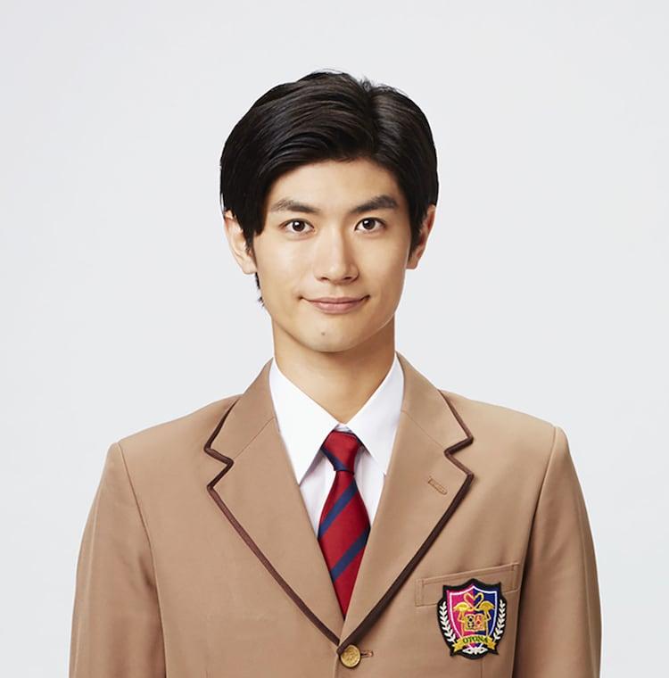 土曜ナイトドラマ「オトナ高校」より、三浦春馬扮する荒川英人。