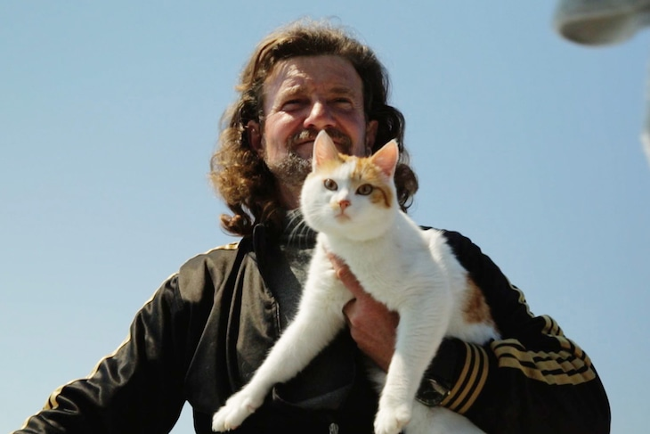 「猫が教えてくれたこと」新場面写真