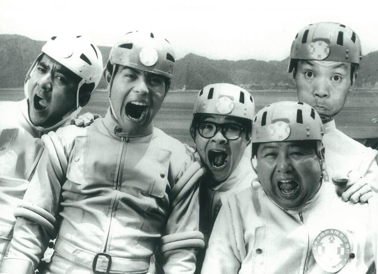 「ドリフターズですよ!冒険冒険また冒険」 (c)1968 東宝