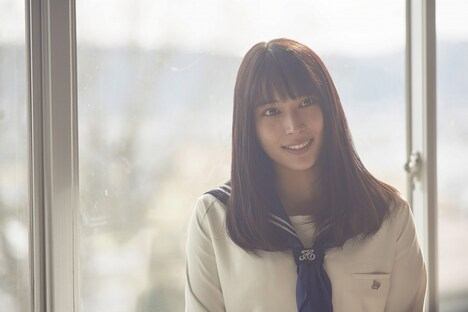 「氷菓」より、広瀬アリス演じる千反田える。