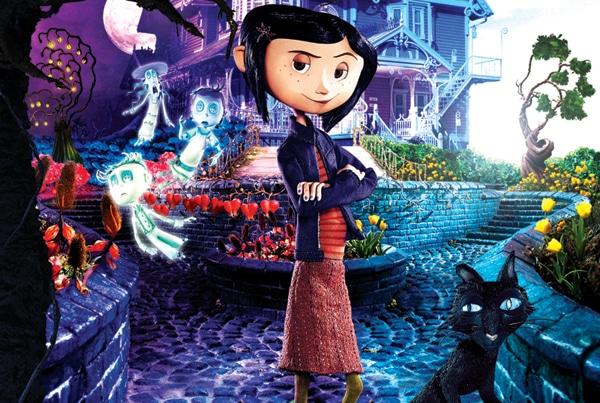 「コララインとボタンの魔女」 (c)Focus features and other respective productions studios and distributors.