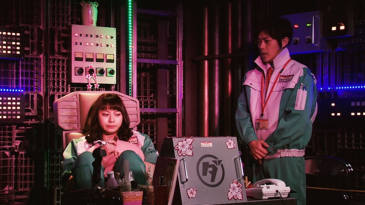 「77部署合体ロボ ダイキギョー ドラマ・伝え方が9割」