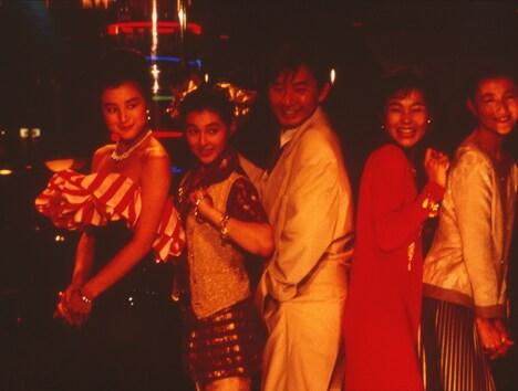 「愛と平成の色男」 (c)1989 C.I.C/BANDAI/SHOCHIKU