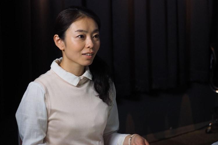 「ANIMAを撃て!」より藤堂海演じる香川佐和子。