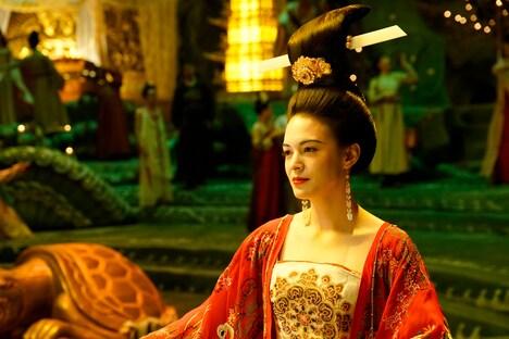 「空海―KU-KAI― 美しき王妃の謎」