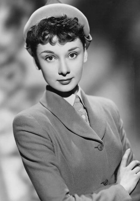 「Audrey Hepburn / Monte Carlo Baby, 1953」 (c)Paramount Pictures Photo by Bildarchiv Peter W.Engelmeier / G.I.P.Tokyo
