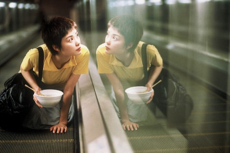 「恋する惑星」 (c)1994, 2009 Block 2 Pictures Inc. All Rights Reserved.