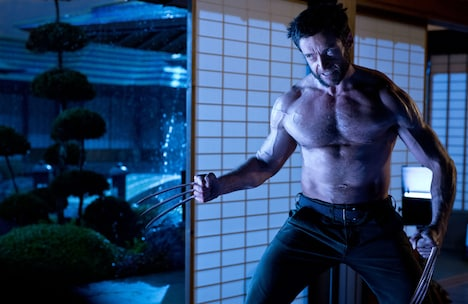 「ウルヴァリン:SAMURAI」 (c) 2009 Twentieth Century Fox Film Corporation. All rights reserved. X-Men all character names and their distinctive likenesses TM & (c) 2009 Marvel Entertainment, LLC and its subsidiaries. All Rights Reserved.