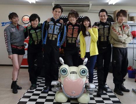「炎神戦隊ゴーオンジャー 10 YEARS GRANDPRIX」
