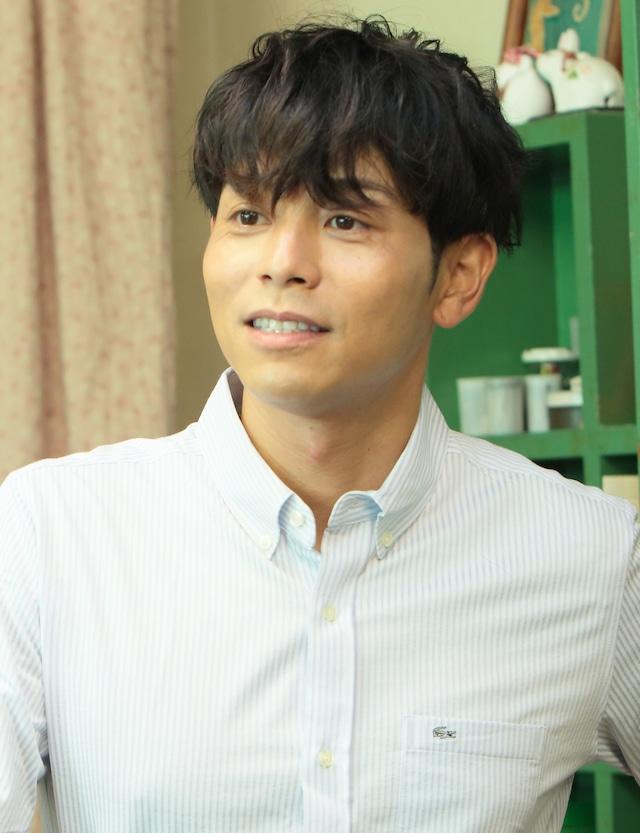 吉沢悠演じる宮本賢一。